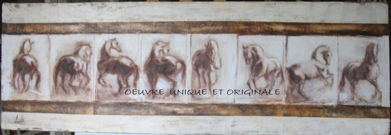 Tableaux Chevaux. dans Aperçu d'ensemble leshuites